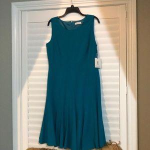 NWT Calvin Klein size 12 dress
